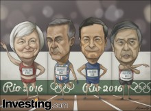 Central Bank Olympics: Who deserves the gold medal?