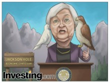 Will Yellen signal a September rate hike, or will the doves prevail?