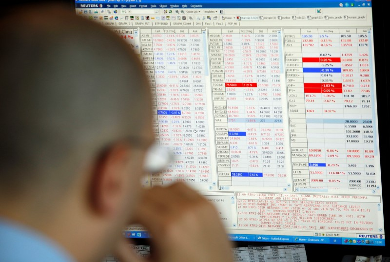 © Reuters.  Morocco stocks lower at close of trade; Moroccan All Shares down 0.26%