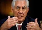 Tillerson: 'simply no place' for hate and violence in U.S. public discourse