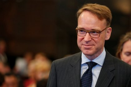 Time may be nearing for ECB stimulus exit: Weidmann