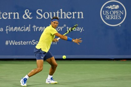 Kyrgios sweeps away Nadal in Cincinnati quarter-final