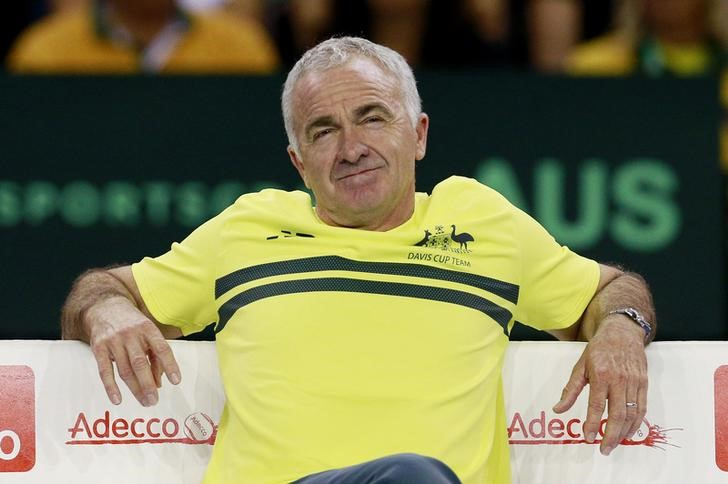 © Reuters. Great Britain v Australia - Davis Cup Semi Final