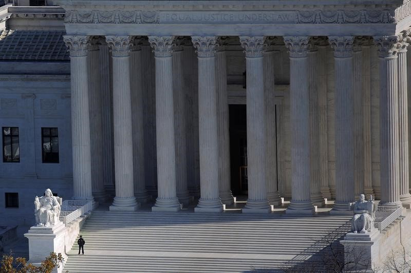 Supreme Court divided over cross-border shooting case